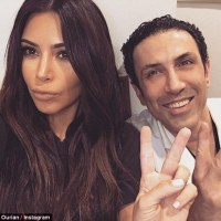 The 'perfect'butt lift - The secret to getting curves like Kim? Cosmetic surgeon loved by the Kardashian clan unveils new 'no scalpel butt liftt -