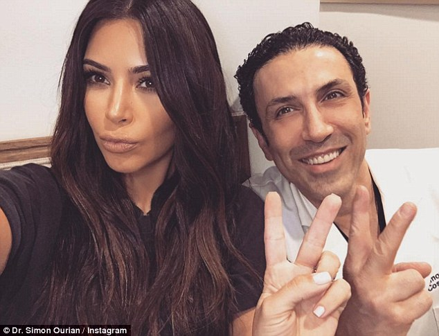 The 'perfect'butt lift – The secret to getting curves like Kim? Cosmetic surgeon loved by the Kardashian clan unveils new 'no scalpel butt liftt –