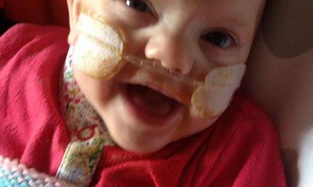 Feisty 'little' Darcie wins life's early battles: 8 months later, she beat the odds and has stories to tell.