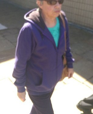 Lynda Holmes, 70,  attacks husband with meat hammer'He hasn't touched me in ten years – how dare he!'