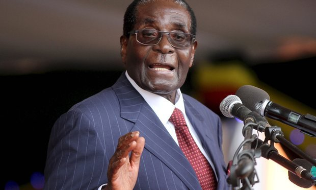 Mugabe must go!: Zimbabweans take to the streets