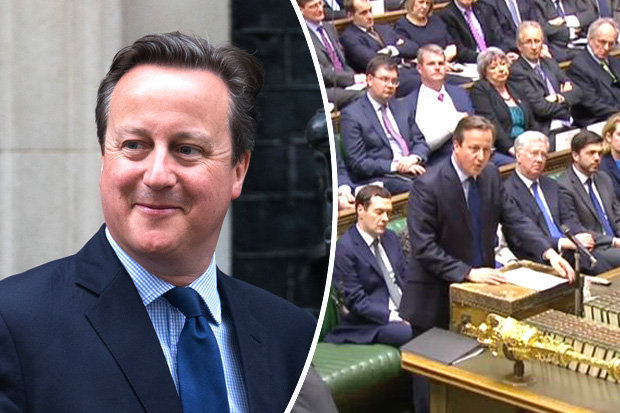 Cameron Tax dodge -Panama Papers