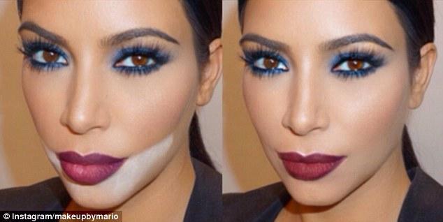 Sandbagging Makeup Technique!! Kim Kardashian's make-up artist reveals sandbagging is the latest technique