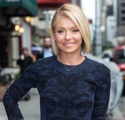 Celebrity Sightings In New York City - September 24, 2014
