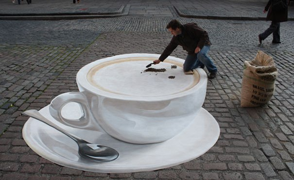 Mind numbing 3-D street drawiings – Best 3D Artists – Enjoy