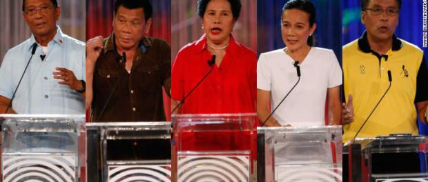 Rodrigo Duterte set to become next Phillipines president as nearest rival concedes election