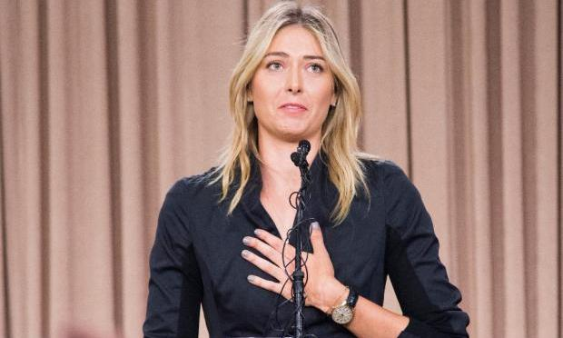 Oh Maria: Mariah Sharapova may 'never' play professional tennis again, after failing drug test