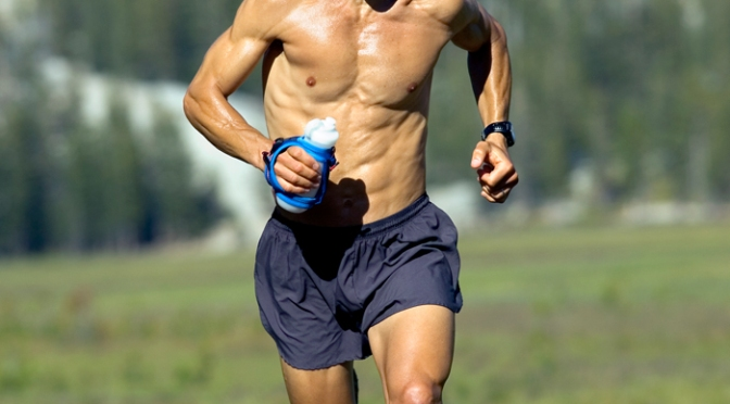 Unstopable Dean Karnazes: Can jog for 3 days without stopping