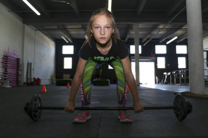 Milla Bizzotto, 9, is Saying N0 to bullying: Miami 9-year-old girl finishes day-long Navy SEAL obstacle course race, trains for more extreme races in quest against bullying