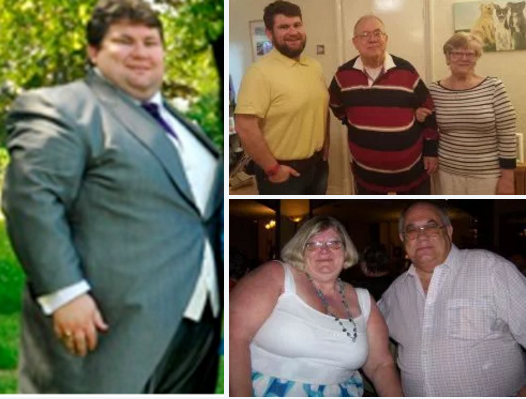 364lbs down: Router family conquer cancer and weight to live healthy fulfilled lives