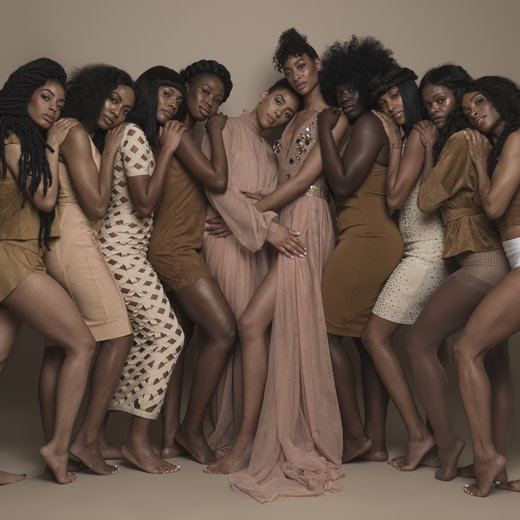 The 'Colored Girl' Campaign – Embracing The Beauty Of Blackness
