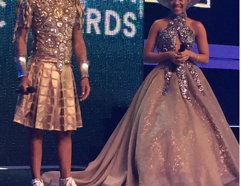 South African Music Awards in Durban on Saturday night. From Bonang, Khanyi Mbau to … ladies owning the runway
