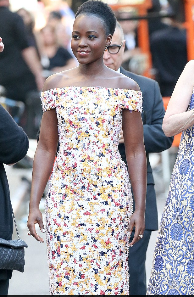 Tony Awards best dressed list, Lupita Nyong'o …