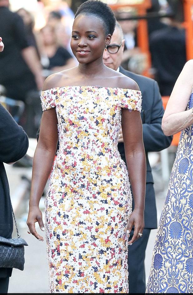Tony Awards best dressed list, Lupita Nyong'o …