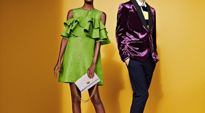 BALLY's NEW LOOK FOR ITS FALL 2016 CAMPAIGN