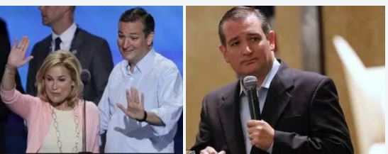 Not a lemming! : 'I don't support people who attack my family' Standing on his Principles, Ted Cruz refuses to endorse Donald Trump