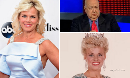 Roger Roger mhmn: Fox News anchor Gretchen Carlson alleges she was fired by FOX boss Roger Ailes for refusing his sexual advances – Files sexual harrassment suit against Ailes