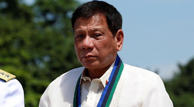 "Who 'owns' resulting mayhem?  ""If you know of any drug addicts, go ahead and kill them"" New Philippines President Rodrigo Duterte, declares war on drug cartel"