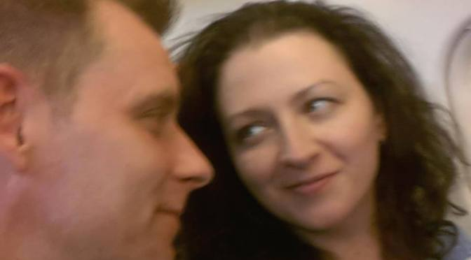 Simon Crudgington exposed as a bigamist after his first wife saw photos of his second wedding on Facebook