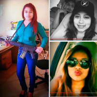 Graphic Info: Mexican Vampire hitwoman, 'La Peque', confesses to having sex with beheaded corpses of gangland execution victims and drinking their blood