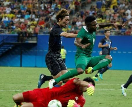 Naija in charge: 7 hours after landing in Rio, Nigeria men's soccer team beats Japan after landing in Brazil – Summer Olympics opener, well done