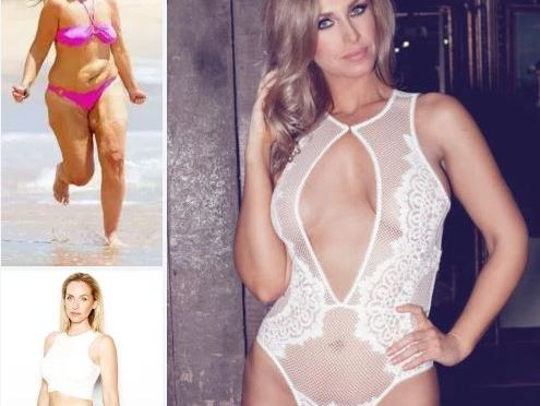 98 lbs down: Josie Gibson, of Former Big Brother fame, shows off her 'new figure': Shares her journey after losing 98 pounds