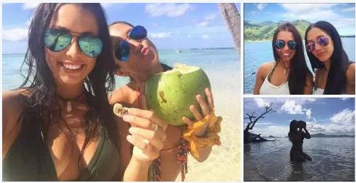 $30 million cocaine bust on'Instagram stars':  Isabelle Lagacé, 28, and Melina Roberge, 22 of Quebecc Canada, got busted at the end of dream cruise in Australia