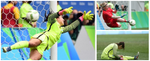 Foot in mouth disease: Hope Solo puts her foot in it again after US women lose to Sweden in the Olympic soccer semi's – Congrats US ladies, you still rock
