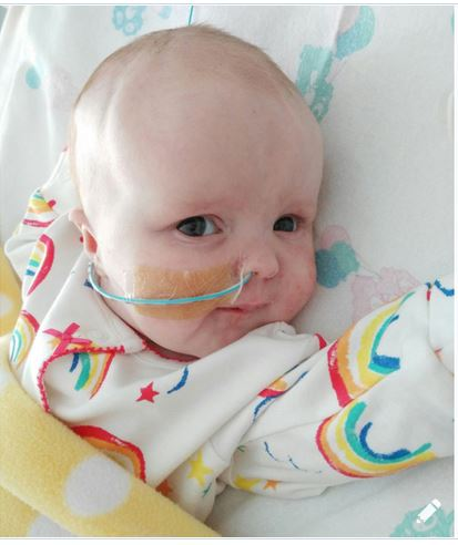 Saintly Intervention: Caitlin Dooley, 3 months, baby girl makes miraculous recovery from a life-threatening heart deffect – parents called on St Pio , placing saint's RELIC on her bed in ICU – heart function restored by 70%, off ventilator, no more transplant