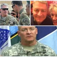 """swinger lifestyle"" Army general David Haight has lost his job, a full pension, over extra-marital affairs with Jennifer Armstrong chased him, had an 11 year affair - destroyed his career as her last act"