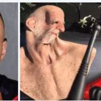 Masquerade Fugitive: Armed fugitive member of drug organization, Nauti-Block street Gang, Shaun Miller, arrested by feds wearing 'shockingly realistic' old-man disguise: 31-year-old tries to pass for a 70-year-old
