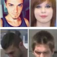 Preston Layfield, Tyler Mirabelli and Amanda Wayda from PA – 'strangled their friend, Joshua Rose, while he was dying of a drug overdose then dressed him up to look as if he was still alive'