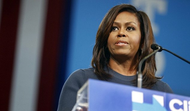 The Speech: Michelle Obama in New Hampshire. Must watch video