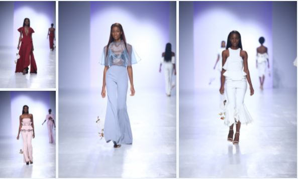 Andrea Iyamah @ Day 3 of the Heineken Lagos Fashion and Design Week