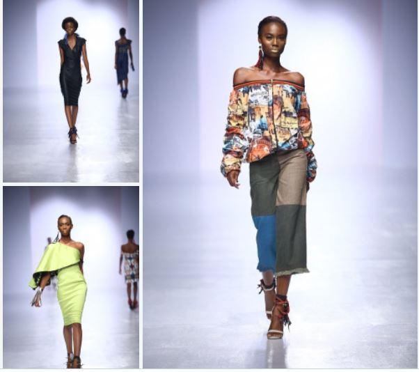 Kiki Kamanu!!! Day 2 Heineken Lagos Fashion and Design Week