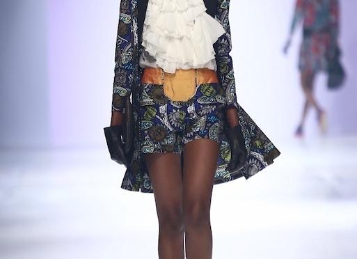 Kinabuti  on Heineken Lagos Fashion and Design Week #HKLFDW Day 1