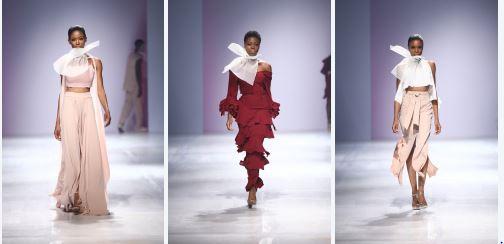 Sisiano @ Heineken lagos Fashion week Day 1