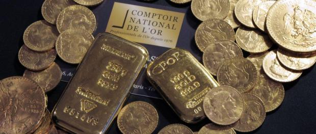 """""""So that's were you were!!"""" French heir stumbles upon $3.7 million 'nest egg' in gold"""