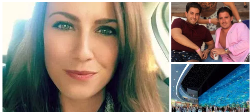 """Arrested for getting raped: 'Victimized twice over' in the UAE – British tourist Zara-Jayne Moisey, 'gang raped' in Dubai says """"I'm petrified out here alone"""" She's arrested for 'extra-maritalsex'"""