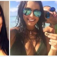 Pleads guilty: Isabelle Lagacé pleads guilty to smuggling cocaine worth $30 million into Australia on a cruise ship