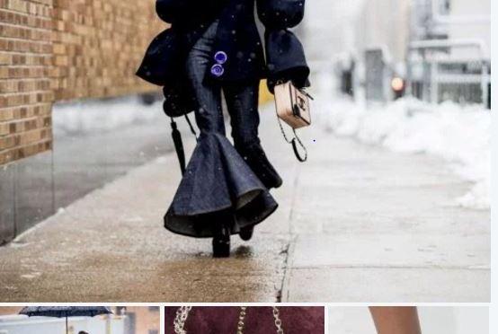 Brrrr -Bold, brave and beautiful: Fashion Saturday ft NY Fashion Week