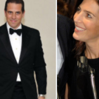 The Only One of 300 million ???  Beau Biden's widow Hallie having affair with his brother Hunter
