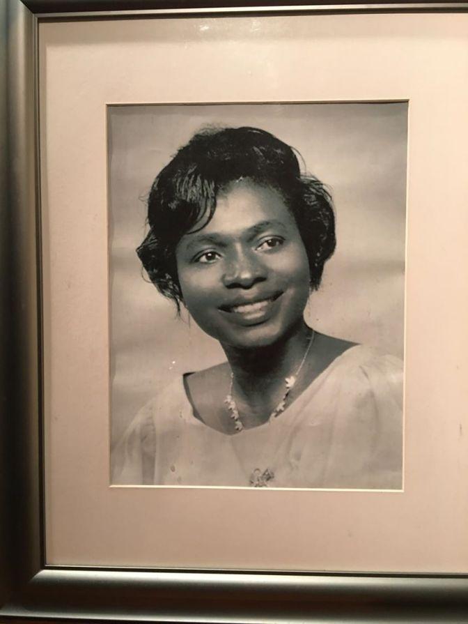 Crowning International Women's Week – My Hero Monica Arit Inyang #StrongWoman #Femminist #Pioneer #Trailblazer #Exampleofexellence #Teacher and Mother
