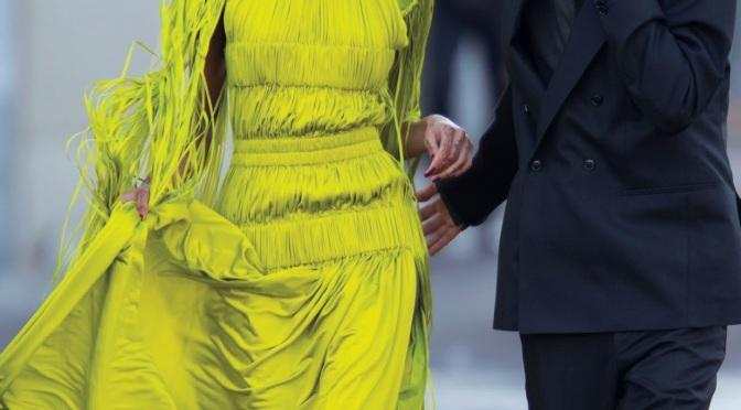 Hans Feurer For Vogue Arabia