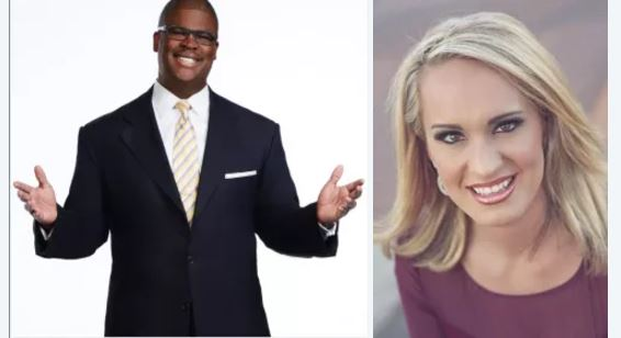 Scottie Nell Hughes lobs cocktails suspended Fox Business host – Set to sue Charles Payne for sexual harassment after he 'COERCED her into three-year affair'