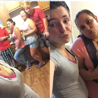 Phantom Pregnancy?  Cheyanne Willis 21, shot at her 'gender reveal'   was never even pregnant - One person dead, 8 others wounded