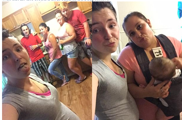 Phantom Pregnancy?  Cheyanne Willis 21, shot at her 'gender reveal'   was never even pregnant – One person dead, 8 others wounded