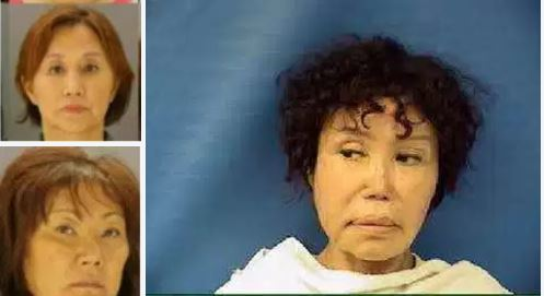 Sex trafficking 'grandma': Alleged prostitutes aged up to 73, arrested in Dallas – madame, 70+, caught with $.5M cash