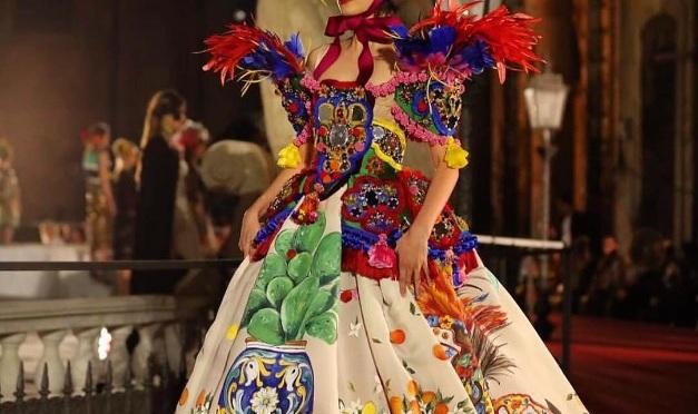 The new Dolce & Gabanna Alta Moda Collection