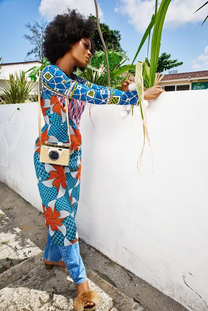 'Daze Of Summer' ft Somkele, Lisa Folawiyo's  A/W '17 Collection
